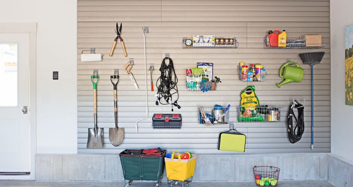 Garage Storage Equipment and Its Maintenance