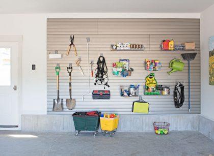 Garage Storage Equipment and Its Maintenance
